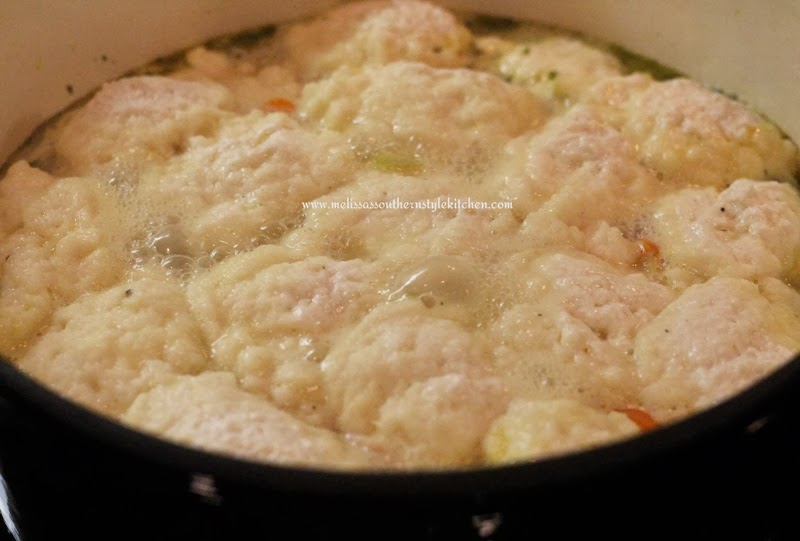 Stovetop Chicken And Dumplings In 30 Minutes ...