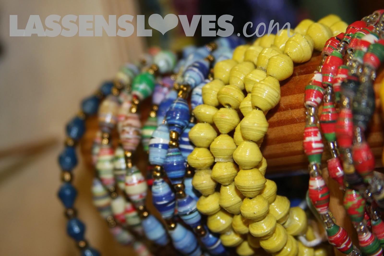 Fair+Trade, Paper+Beads