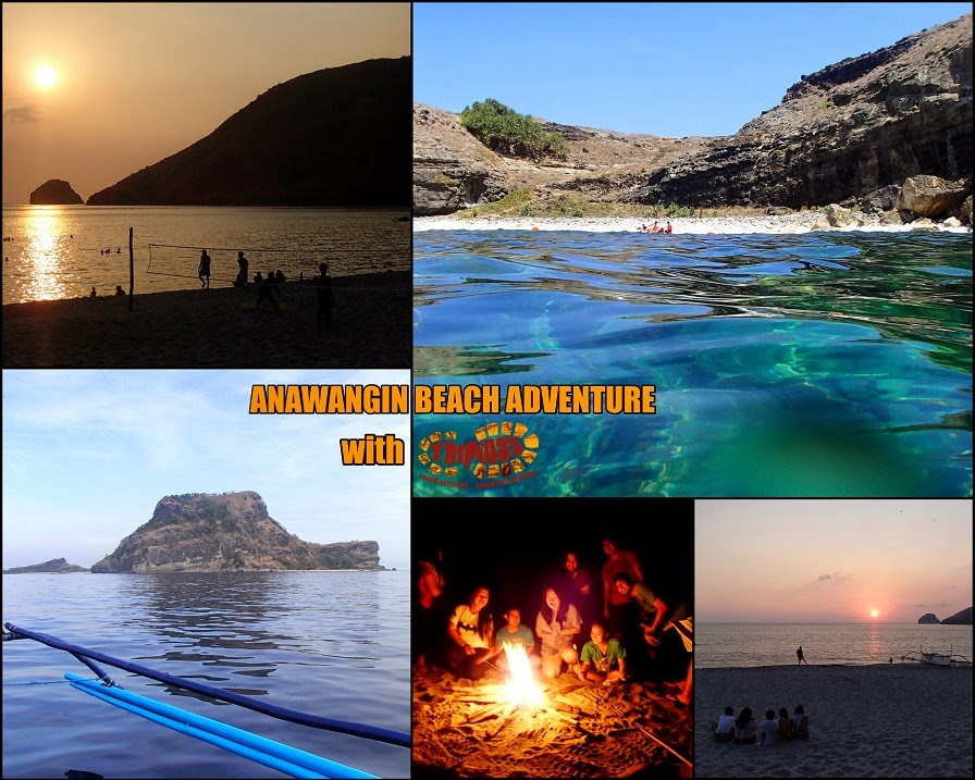 anawangin cove tour package