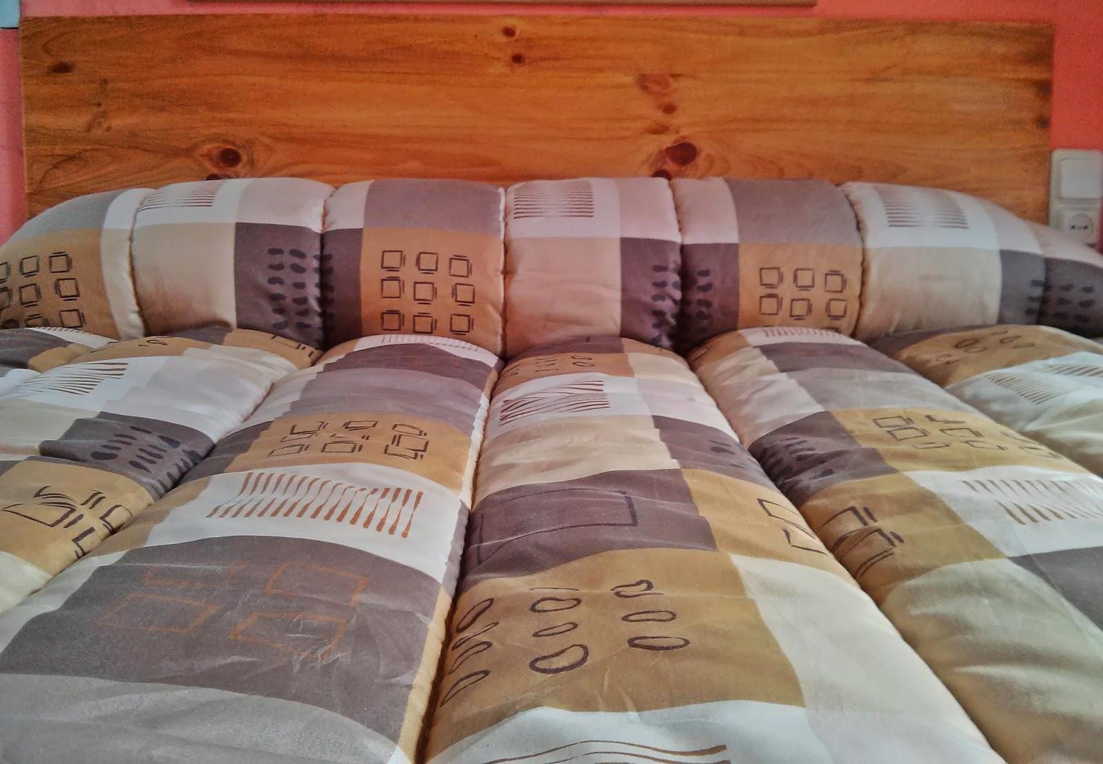 C mo hacer un cabezal de cama sencillo y econ mico bricolaje for Como hacer un cabezal para la cama