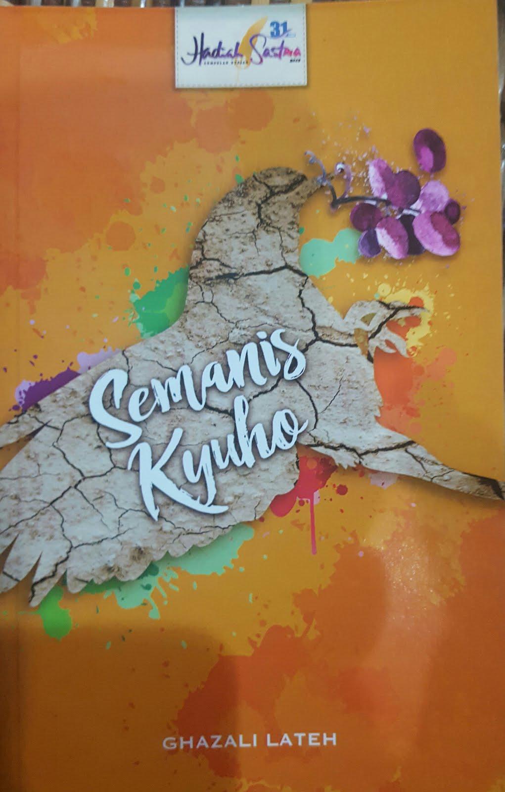 Novel Remaja Semanis Kyuho