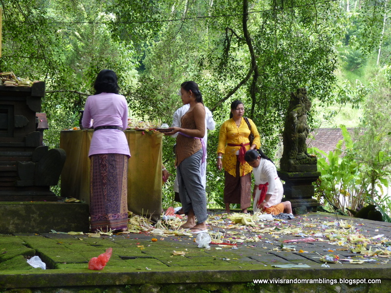 Pura Tirta Empul, The Temple of Holy Water, Bali