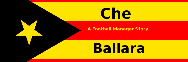 Che Ballara - A Football Manager Story
