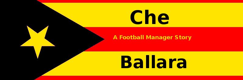 Che Ballara - A Football Manager Story