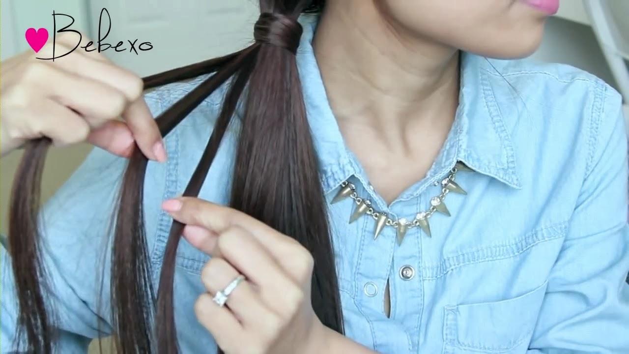 Cara+membuat+kepang+rambut+ekor+kuda+bentuk+tangga+-+youtube+%5b720p