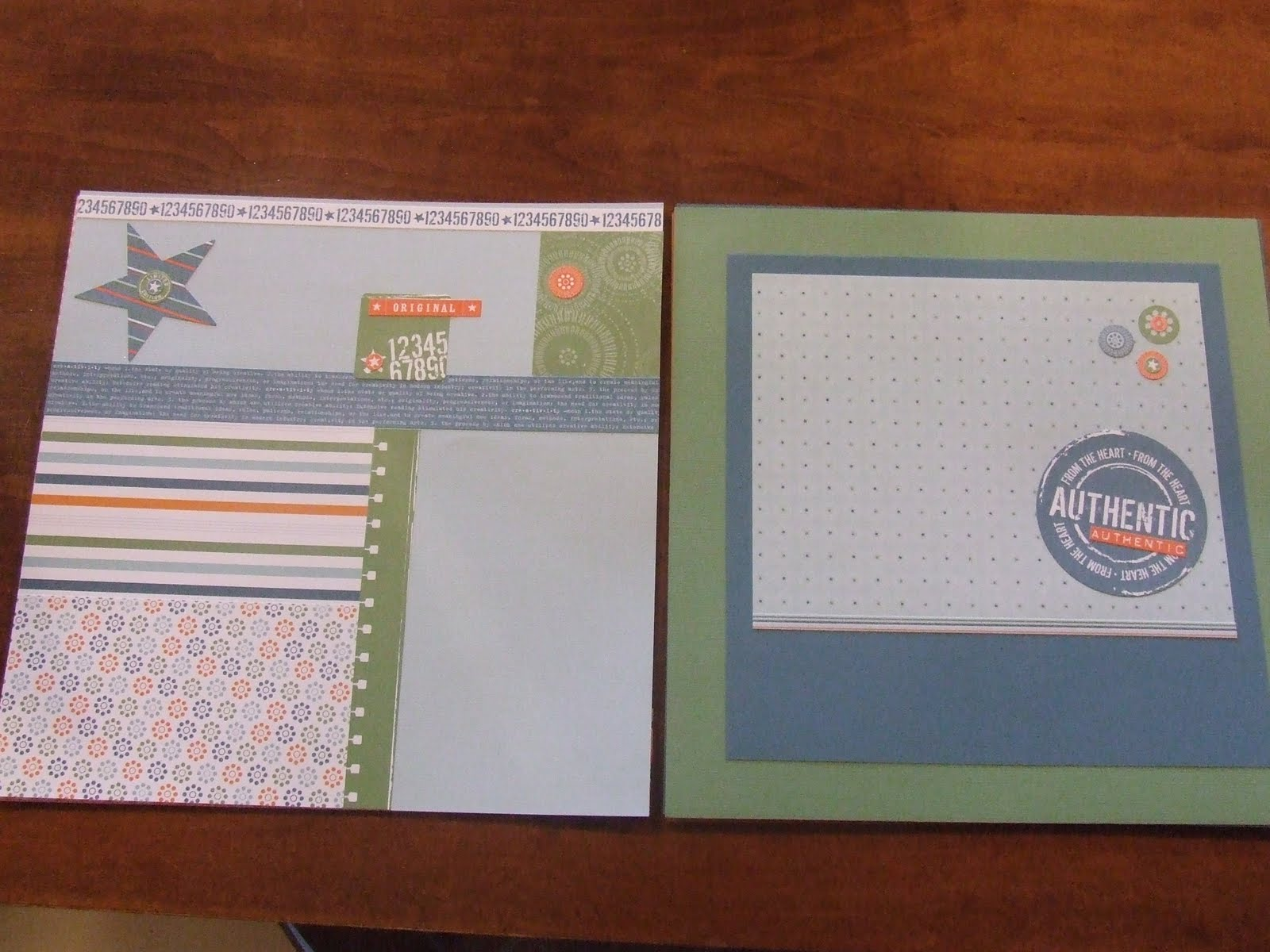 Gathering Inkspiration Examples Of Scrapbook Pages We Could Do In