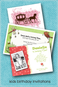  Shop Kid's Birthday Party Invitations