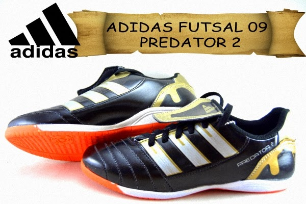 Sepatu Futsal  Sepatu Futsal Adidas Predator 09