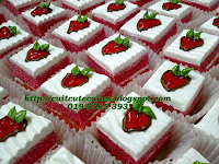 strwberry slice cake