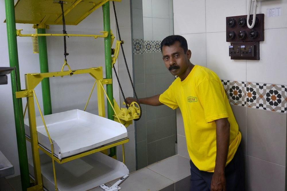 Restoran Hameediyah Penang dah bertukar wajah