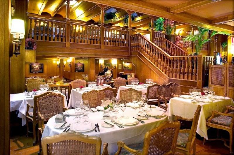 Melhores restaurantes em barcelona dicas de barcelona e - Restaurante umo barcelona ...