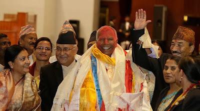 deputy speaker of nepal parliament ganga yadav