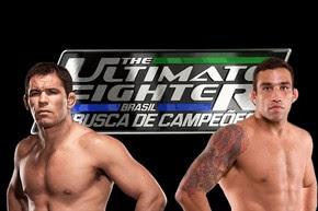 The Ultimate Figher Brasil Em Busca De Campeões S02E01 – HDTV AVI + RMVB
