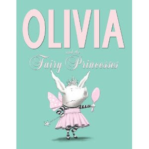 Olivia and the Fairy Princesses Book Release Date