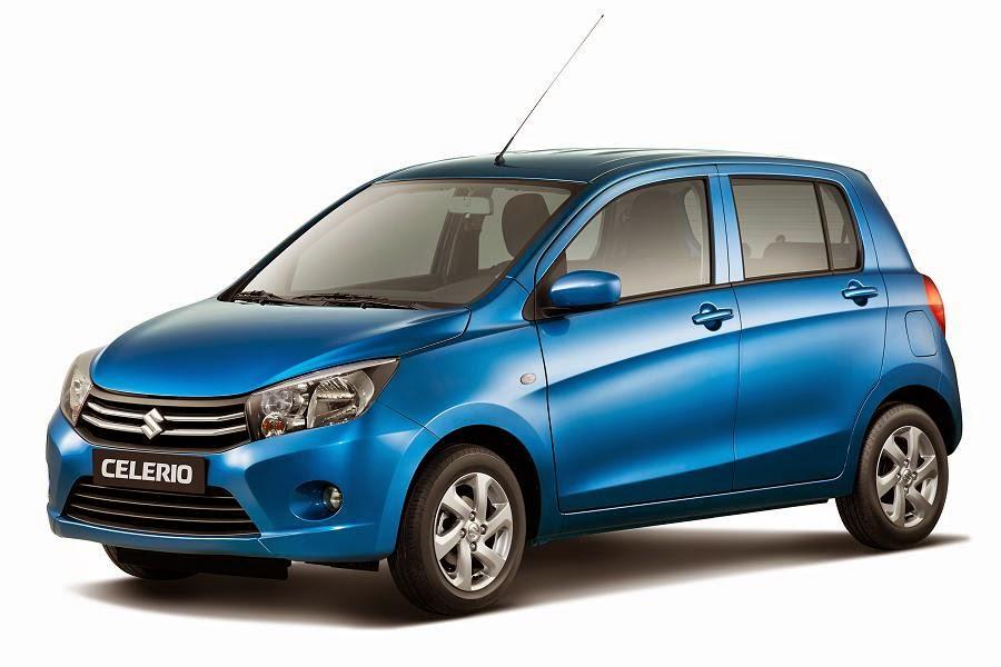 Suzuki Celerio (2015) Front Side