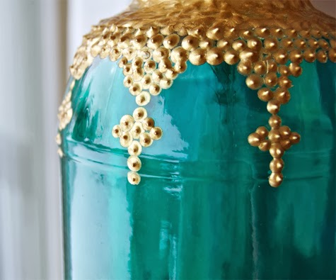 Moroccan Lanterns using glass-jar