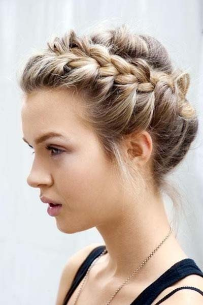 Wedding Hairstyles for Fine Hair   Trends Hairstyles Photos