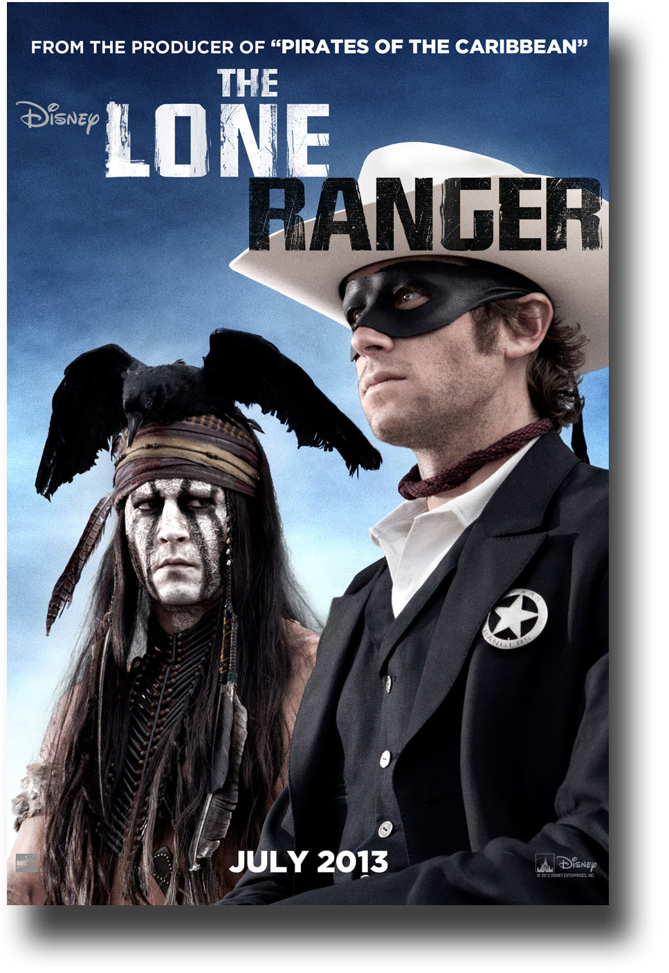 Movie Review: The Lone Ranger 2013