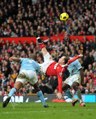 Manchester United, Manchester City, Man-u, Man-City, David Beckham, Beckham,Rooney