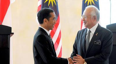Jokowi merasa dibawah tekanan serta malu