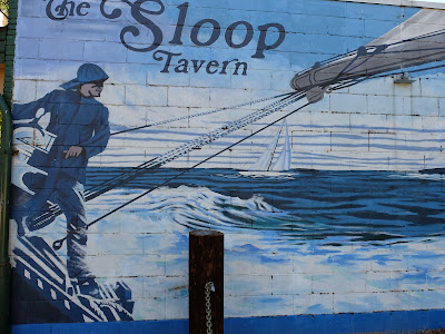 The Sloop Tavern Mural, Ballard