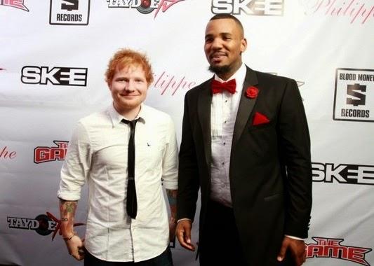 Ed Sheeran The Game joint album