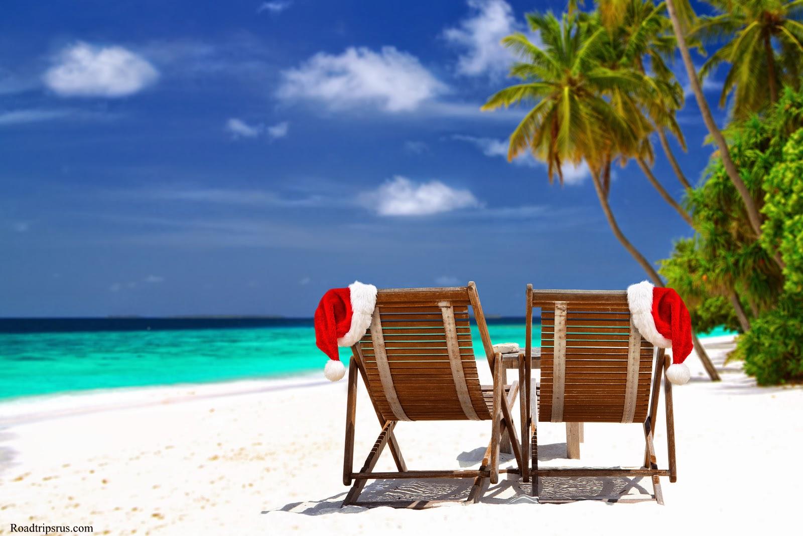 Top 5 Vacaciones de Navidad Beach