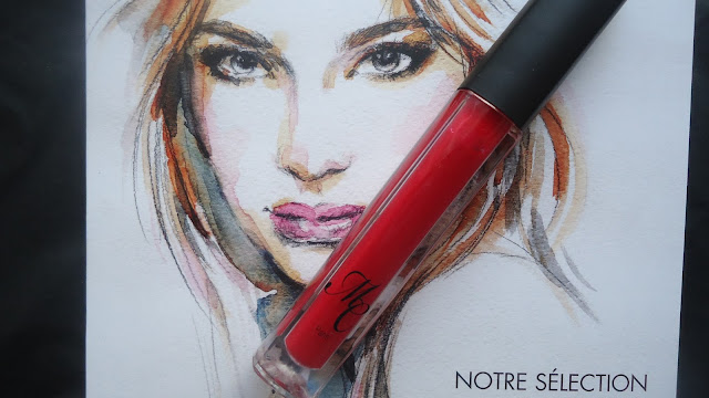 lip gloss mc