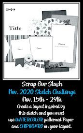 November Sketch Challenge