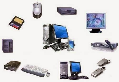 Komponen Perangkat Input, Proses, Output, Penyimpanan, dan Komunikasi Komputer