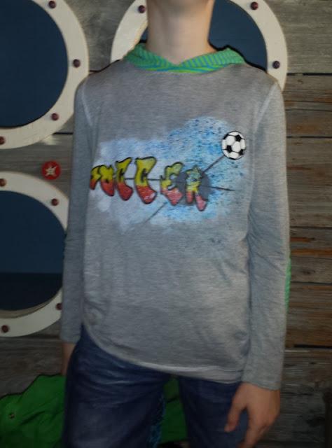 Fussballshirt