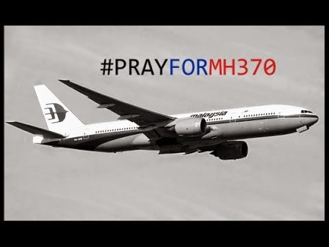 #My thoughts and prayers for passengers and crew of MH370