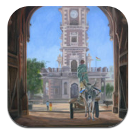 Under the Clock Tower iPhone App icon