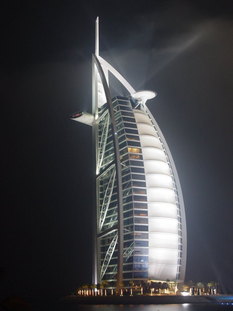 All about the famous places famous buildings latest pictures Burj al arab architecture