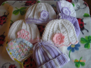 Hats for the Preemies