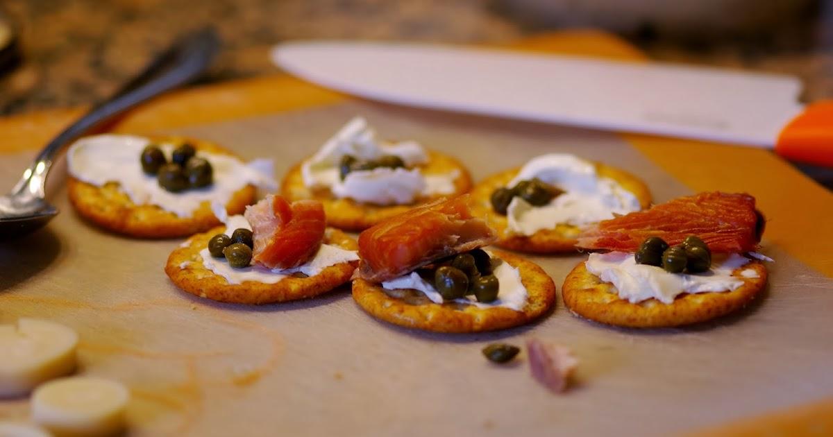 incredibly easy salmon spread recipe dishmaps incredibly easy salmon ...