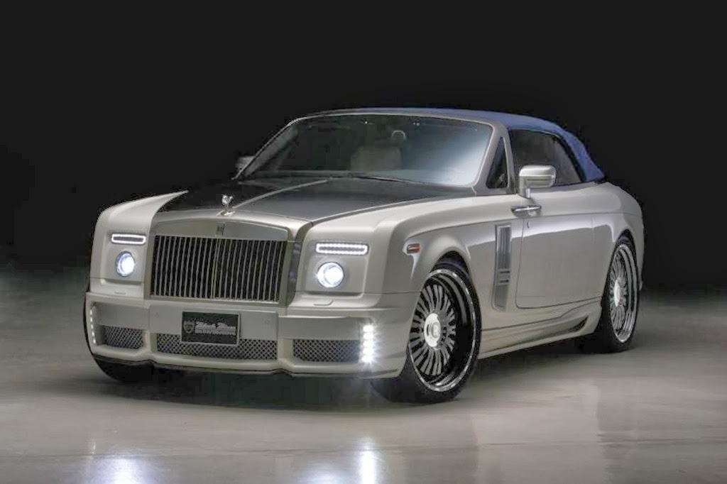 Rolls Royce Wraith Drophead Wallpapers
