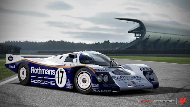 Paquete porsche 1987+%2317+Racing+Porsche+AG+962c