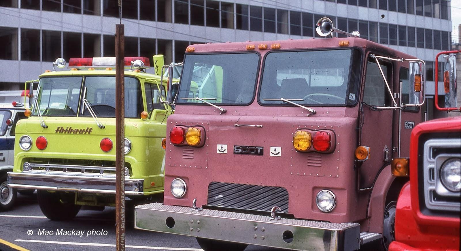 Truckfax: Scot trucks Part 4 of 3 - fire apparatus chassis