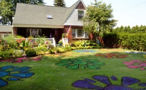 Home Flowers Lawn Designs.