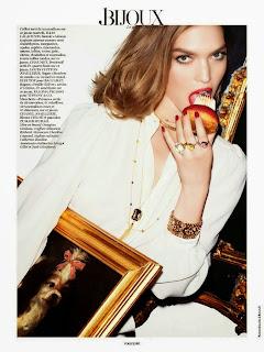 Arizona Muse HQ Pictures Vogue Paris Magazine Photoshoot June/July 2014 By Katja Rahlwes