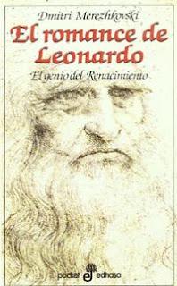 El romance de Leonardo - Portada