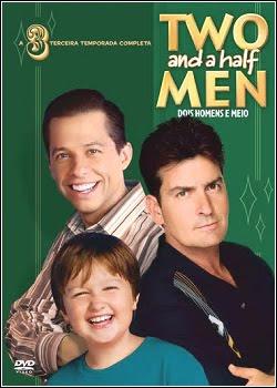 Dois Homens e Meio 3ª Temporada (2005) Blu-Ray 720p Download Torrent Dublado