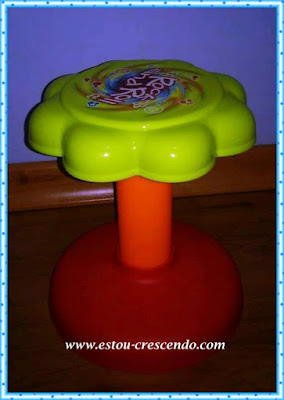 Bateria para crianças Zoop Toys