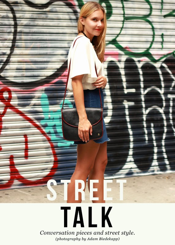 The Steele Maiden: New York City street style