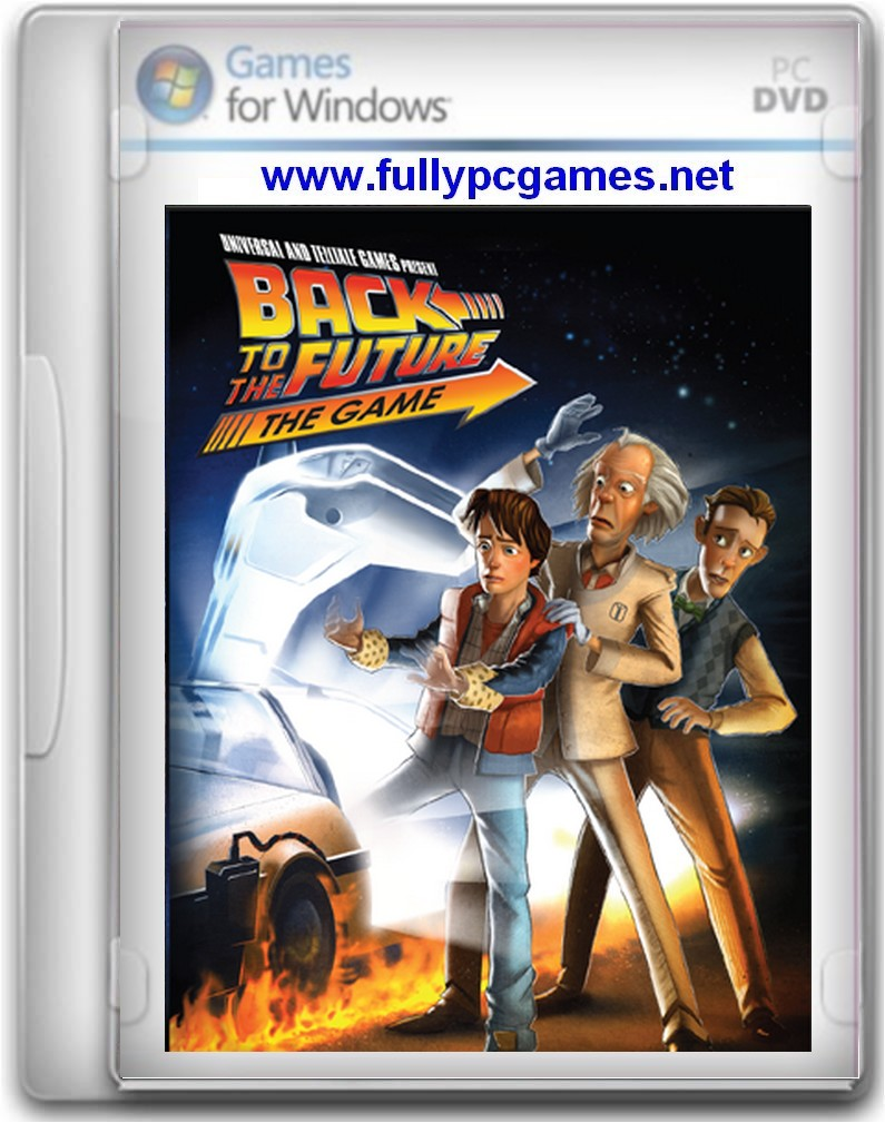 Back to the future the game free download full version for pc