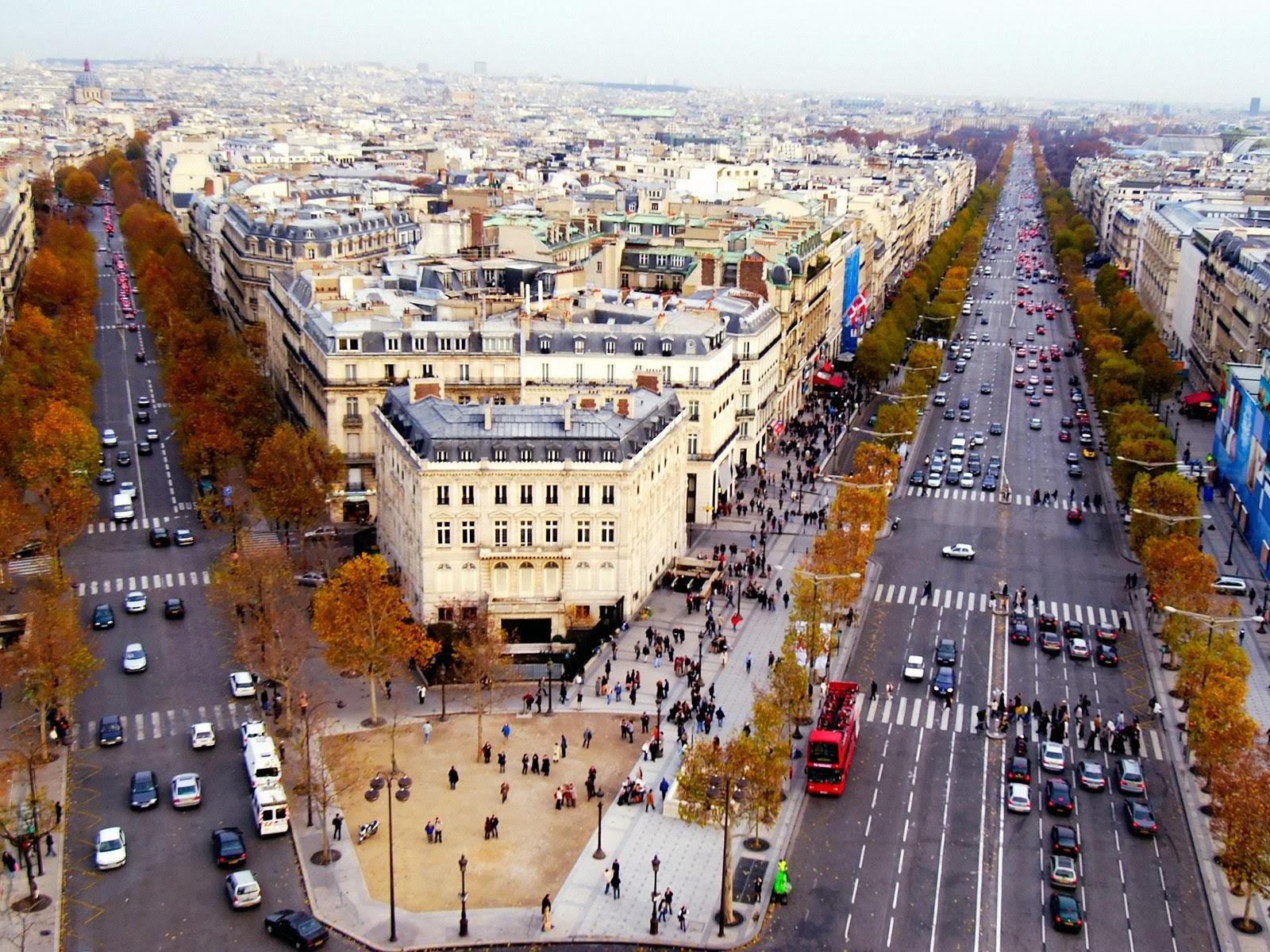 Famous fashion street in paris 74