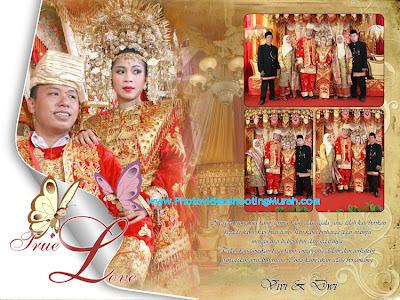 Foto Video Pernikahan Vivi dan Dwi