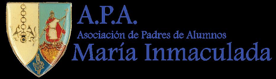 """APA """"María Inmaculada"""""""