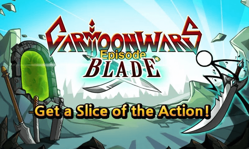 Screenshot Cartoon Wars: Blade
